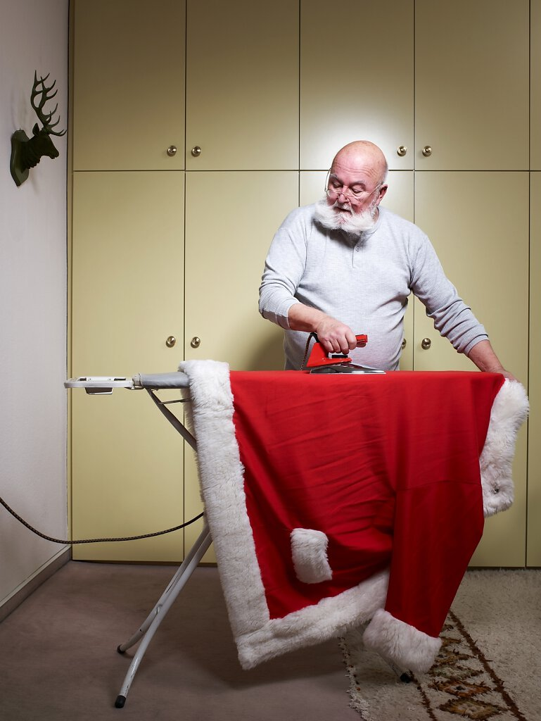 Santa Claus privat